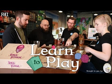 Learn to Play Dice Forge