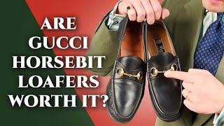 Gucci Horsebit Loafers 1953 Review $670 - $2600 - Is It Worth It?  Part IV - Gentleman's Gazette