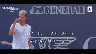 Generali Open Kitzbühel 2016  - ATP World Tour - Trailer