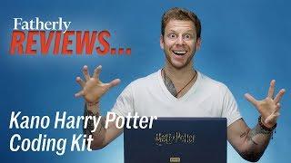 "Kano ""Harry Potter"" Coding Kit Review"
