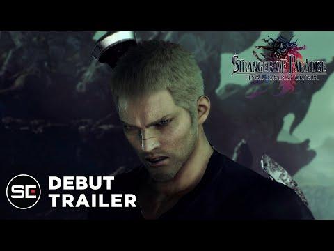 Trailer d'annonce de Stranger Of Paradise: Final Fantasy Origin