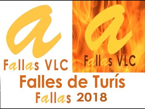 Fallas VLC- Falles de Turís 2018