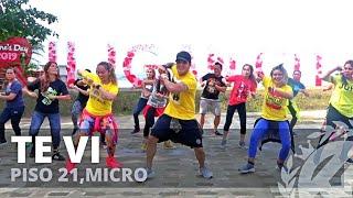TE VI By Piso 21,Micro | Zumba | Reggaeton | TML Crew Kramer Pastrana & LLP Myjell Bayanin