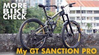 GT Sanction Pro - More Bike Check