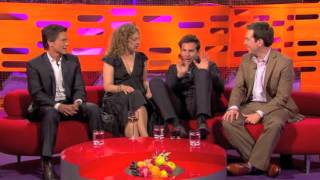 The Graham Norton Show-Bradley Cooper; Ping Pong Ball Story