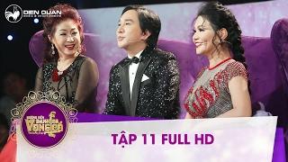 Chương trình Đường đến danh ca vọng cổ - Tập 11 Full HD