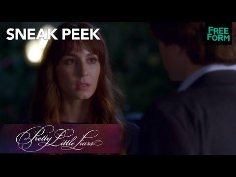 Pretty Little Liars | Series Finale Sneak Peek: Spoby Has A Moment | Freeform