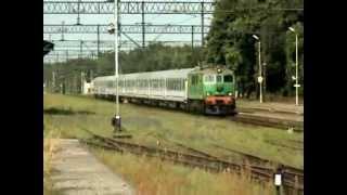 preview picture of video 'TLK FREGATA przejeżdża przez Chociwel. Krótkie Rp1'