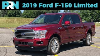 2019 Ford F-150 Limited 4WD