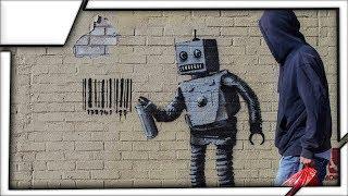 Banksy - The Worlds Most Famous Graffiti Artist