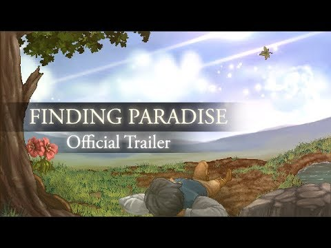 Finding Paradise - Official Trailer thumbnail