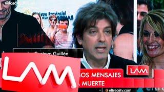 Los ángeles de la mañana - Programa 29/05/20 - La inesperada muerte de Gustavo Guillén
