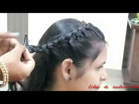 Side Puff Hairstyle For Long Hair Easy Side Puff Hairstyles Hairstyle