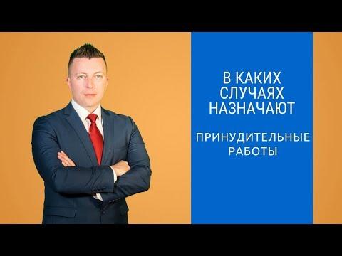 В каких случаях назначаются принудительные работы - Адвокат по уголовным делам Москва