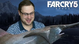ОХОТНИК-РЫБОЛОВ ► Far Cry 5 #13
