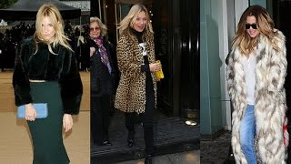 How to Wear Faux Fur: The Dos and Don'ts!