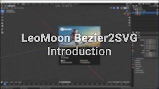 LeoMoon Bezier2SVG
