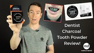 Charcoal Toothpaste Review By A Dentist: Carbon Coco, Colgate, WhiteGlo