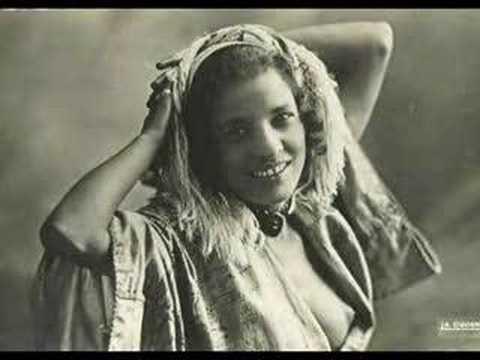 """A Night In Casablanca"" - Janusz Popławski - tenor, Henryk Gold -Orchestra, 1934 !"