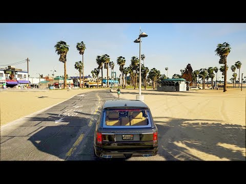 GTA 5 NEW ULTRA REALISTIC GRAPHICS MOD 2018 (4K)