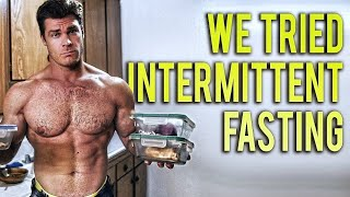 We Tried Intermittent Fasting for a Month, Here's What Happened