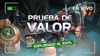 Prueba de Valor |Marvel Contest of Champions