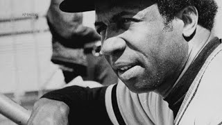 Tribute To Former Indians Player Manager, Baseball Legend Frank Robinson