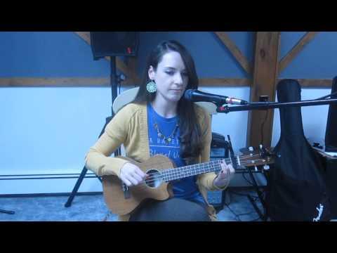 Maybe - Ingrid Michaelson (Ukulele Cover) - Sam Wyss - Video