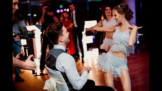 Niesamowity Taniec Panny Młodej! Niespodzianka Dla Pana Młodego. Best Bride Dance!