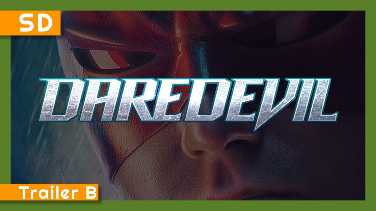 Trailer för Daredevil