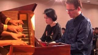 Megumi Tanno & Michael Tsalka