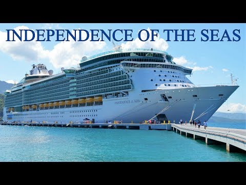 Royal Caribbean Amplified Independence of the Seas Halloween Vacation Slideshow Trans Atlantic