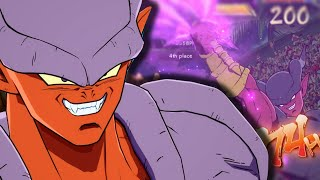 THIS UNIQUE TEAM IS INSANE!?! | Dragonball FighterZ Ranked Matches
