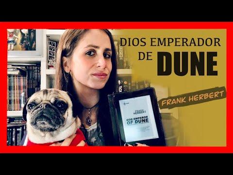 PennyBooks   Dios Emperador de Dune (Dune 4) - Frank Herbert   PENNYLINE - YouTube
