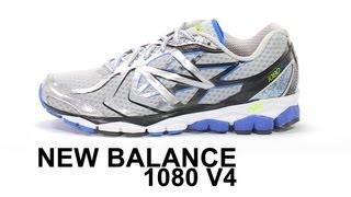 Hardloopschoenen » Zoeken » New Balance 1080 v4 Zilver / rood