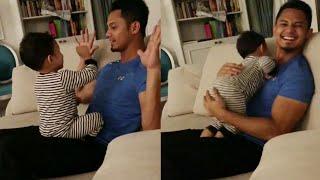 Yusuf Iskandar Angkat Tangan Bila Daddy Hairul Azreen Tanya Siapa Budak Busuk!