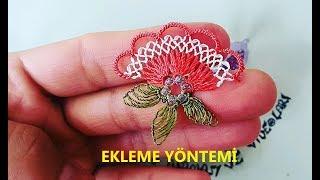 Iğne Oyası Hürrem Gözü   Needle And Thread Embroidery Thread