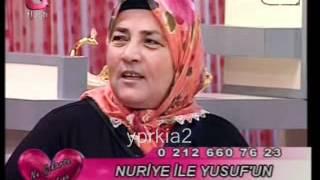NURİYE VE TALİPLERİ 1/2 Ne Çıkarsa Bahtına Flash TV