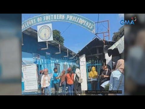 [GMA]  24 Oras: Estudyante, inireklamo ang May 29 deadline ng paaralan para makuha ang kanilang credentials