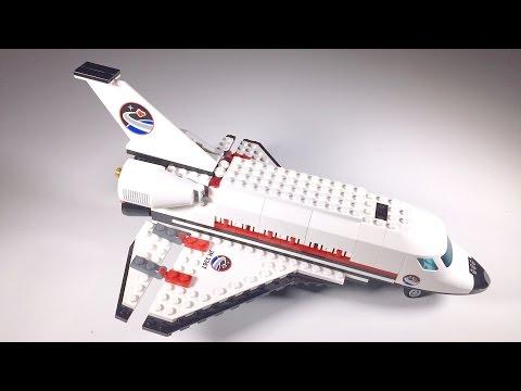 Vidéo LEGO City 3367 : La navette spatiale