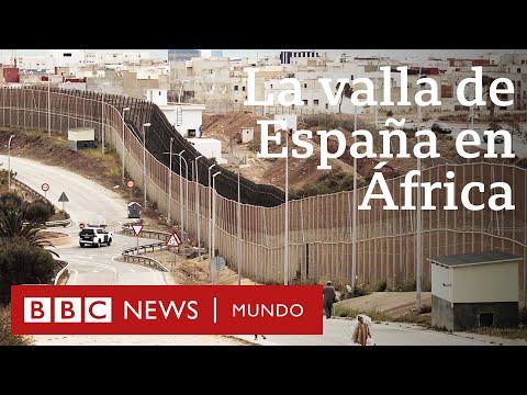 La Peligrosa Frontera Que Separa La UE De África En Melilla