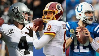 Top 5 NFL's highest-paid QBs (quarterbacks) players in 2019