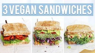 Santap 3 Pilihan Resep Vegetarian Sandwich Ini