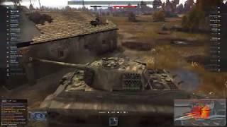 War thunder [ไทย] Tiger II (H) 11 kill เถื่อนเกิ๊น!!!