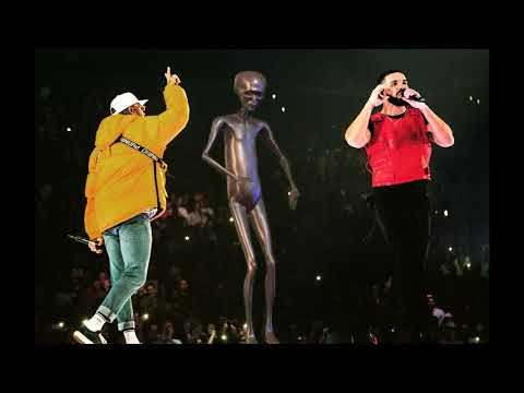 Drake and Chris Brown - No Guidance except they cant sing