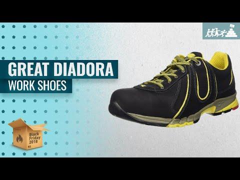 Save Big On Diadora Work Shoes Black Friday / Cyber Monday 2018 | Cyber Monday 2018