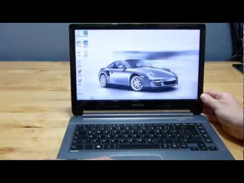 Toshiba U940 U945 Ultrabook Detailed Overview by Chippy