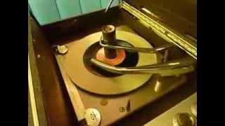 1961 Motorola Portable Record Player SP-29E
