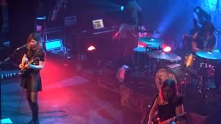 """No Cities To Love"", Sleater Kinney   Paris, Mars 2015"