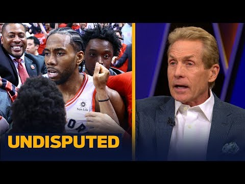 Download Kawhi made the luckiest shot in history of the NBA Playoffs — Skip Bayless | NBA | UNDISPUTED HD Mp4 3GP Video and MP3